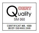 Sigla ISO 9001 2008