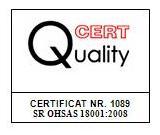 Sigla OHSAS 18001 2008
